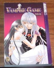 MANGA Vampire Game vol #9 *NFINE L/N* JUDAL v volume TOKYOPOP vampires VAMPIRISM