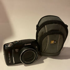 Canon PowerShot SX110 IS 9.0MP Digital Camera - Black