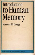Introduction to Human Memory (Introductions to Modern Psychology), Gregg, Vernon
