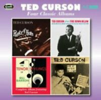 Ted Curson - Four Classic Albums (Plenty Of Horn / Fire Down Below / [CD]
