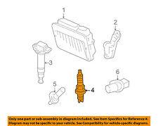 TOYOTA OEM-Spark Plugs 9008091184
