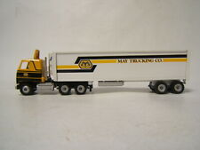 Winross Tractor Trailer May Trucking Company 1990 1/64 Diecast MIB