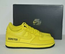 Nike Air Force 1 GORE-TEX Sneakers Yellow Size UK 7 EU 41 RRP £125