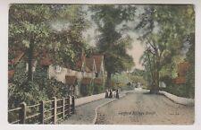 Dorset postcard - Canford Village