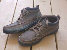 Skechers Classic Fit Air-Cooled Memory Foam Boot Brown Men's US 7 UK 6 EUR 39.5