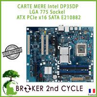CARTE MERE Intel DP35DP LGA 775 Sockel ATX PCIe x16 SATA E210882 TESTED