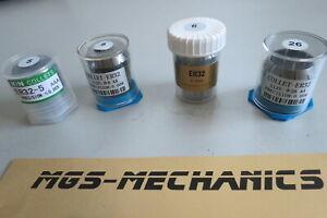Eine Spannzange ER32 auch Übergrößen bis 26mm 0.003, 0.005, 0.008 oder 0.015