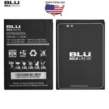 BLU Original OEM Li-ion Battery C916040250L for BLU C6 Unlocked Cell Phone 5.5 D