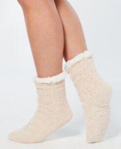 Charter Club Women's Chenille 1-Pair Slipper Socks, Assorted Colors