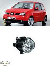 SEAT AROSA 6H 1997 - 2004 1X NEW FRONT FOG LIGHT LAMP RIGHT O/S DRIVER