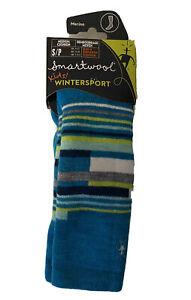Smartwool Kids Wintersport Mtn, Kids Small Merino, Brand New