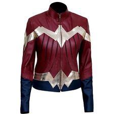 Wonder Woman 2017 Iconic Costume Jacket
