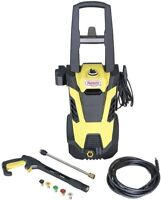 Electric Pressure Washer, Power Washer with 2300 PSI 1.750 GPM 14.5 Amp