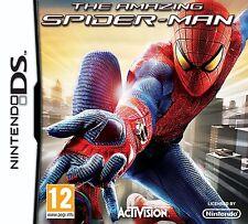 The Amazing Spiderman Spider-Man Nintendo NDS DS Lite DSi XL Brand New