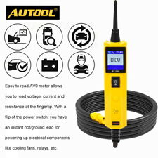 Autool BT260 OBD2 Electrical System Auto Circuit Tester LED Diagnostic Tool New