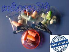 14 tapones oidos Moldex /5 bolsas 1 Estuche/ Antiruido optima calidad
