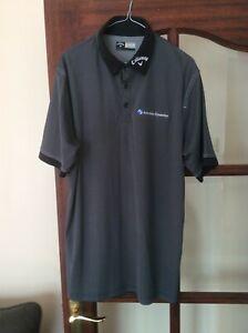 Callaway  Opti-DRI Golf Polo Shirts Size L