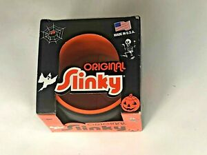 Original Slinky Toy Halloween Edition Made In USA