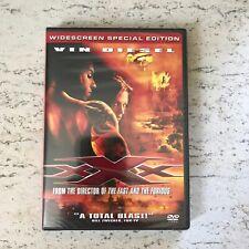Xxx - Vin Diesel Ws Dvd New/Sealed 2002 Movies