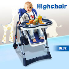 3-in-1 Child Booster Highchair Baby High Chair & Feeding System Seating Foldable