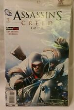 New Sealed DC Comics Assassin's Creed The Fall #1 Gamestop Exclusive Edition