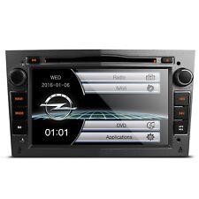 """RADIO DVD GPS GRIS OPEL ASTRA CORSA VECTRA LCD TACTIL 7"""" MANDOS VOLANTE MP3 BT"""