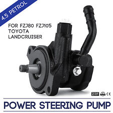 For Toyota Land Cruiser FZJ75 FZJ79 FZJ80 FZJ100 FZJ105 1FZ Power Steering Pump