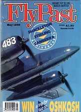 Flypast Magazine 1989 May Shorts Stirling,Avro Shackleton,Canberra