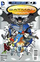 Batman Incorporated #0 Unread New Near Mint New 52 DC 2012