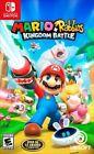 Mario + Rabbids Kingdom Battle (Nintendo Switch) Brand New Factory Sealed