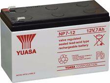 Yuasa Np7-12 Ebalt2-mighty Mule Replacment Battery 12v 7.0ah