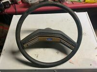 FORD TRUCK CRUISE CONTROL STEERING WHEEL  1973-1986 FORD VAN OEM 1975-1991