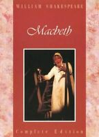 NEW Macbeth By William Shakespeare Paperback Free Shipping