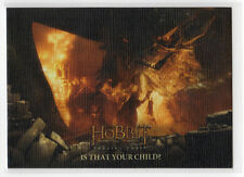 The Hobbit The Battle of the Five Armies - Base Card 11 Canvas Parallel 64/75