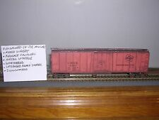 BACHMANN  U.R.T.X. Milwaukee 50' O.B.Mechanical Reefer #10320 Weathered H.O.Ga.