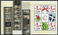 GB 2016~First World War~Prestige Stamp Booklet Pane~1~ex DY18~Unmounted Mint