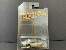 Hot Wheels Pontiac Firebird 67 Custom Satin and Chrome GHH73-999A 1/64