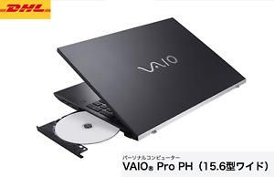 VAIO Pro PH Core i7 7700HQ 12GB 1TB hdd Win 10 JAPAN