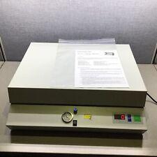 Double Sided Vacuum Exposure Unit 12 X 15 Plate Burning Machine Tested