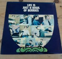 THE ROCKIN' BERRIES Life Is Just A Bowl Of Berries 1965 VERY RARE 60s LP!! VGC