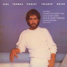 """EARL THOMAS CONLEY, CD """"TREADIN WATER"""" NEW SEALED"""