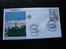 MONACO - enveloppe 1er jour 26/5/1988 (cy31)