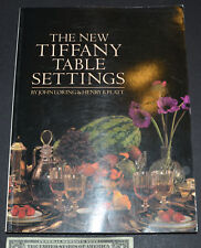 New Tiffany Table Settings by John Loring and Henry ...