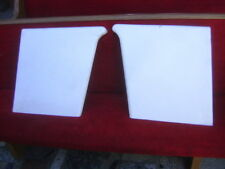 Peterbilt 359 wide cowl fiberglass panel set skirts
