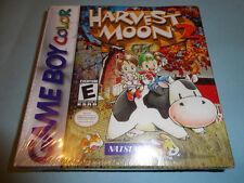 Harvest Moon 2 GBC   (Nintendo Game Boy Color, 2000) new gbc gba sp