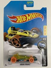 2015 Hot Wheels X-RAYCERS 8/10  Treasure Hunt Arrow Dynamic