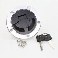 Fuel Gas Tank Cap Cover Lock Key For Kawasaki Ninja ZX14R ZX6R ZX10R Z1000 EX650