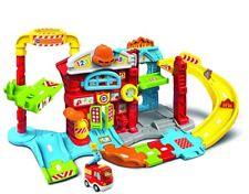 Vtech TUT TUT Baby Flitzer Feuerwehr-Station Spiel-Set Revier Auto Fahrzeug