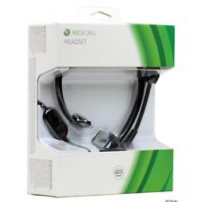XBOX - CUFFIA E MICROFONO HEADSET per XBOX360 - NUOVO SIGILLATO