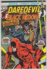 Daredevil and the Black Widow 104 Marvel Comics 1973 Kraven The Hunter Gil Kane
